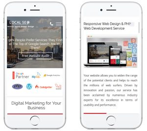 mobile user intent face of local seo experts